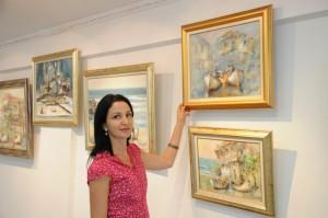 Автор на рисувани портрети