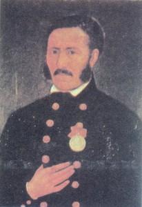 Станислав Доспевски Автопортрет