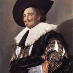 ПОРТРЕТ НА СМЕЕЩ СЕ КАВАЛЕН ФРАНС ХАЛС 1624