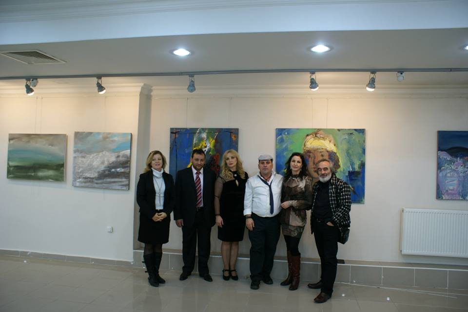 Ангелина Недин международен форум по изобразително изкуство - гр.Болу