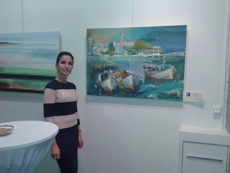 Angelina Nedin-Institut Culturel Bulgare,SOUFFLE DE MER-Париж-2015-myportret.com-4